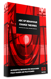 ABC of Behaviour Change Theories Book Cover